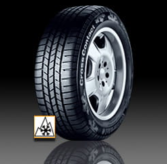 OPONA 215/65R16 98T CONTINENTAL CROSSCONTACT WINTER #, ( E, C, 2)), 72 dB )