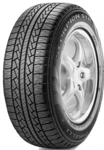 Pirelli Scorpion STR 215/65R16 98H ( E, C, 2)), 71dB) DOT(2013)