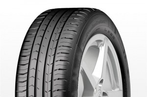 Continental ContiPremiumContact 5 195/65R15 91H opona letnia osobowa ( C, A, 2)) 71dB )