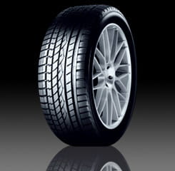 OPONA 235/60R18 107W CONTINENTAL CROSSCONTACT UHP, (AO)
