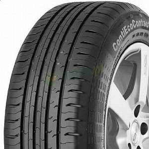 Continental ContiEcoContact 5 205/60R16 96H opona letnia osobowa ( B, B, 2)), 72dB ) DOT(0912)